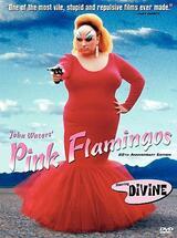 Pink Flamingos - Poster