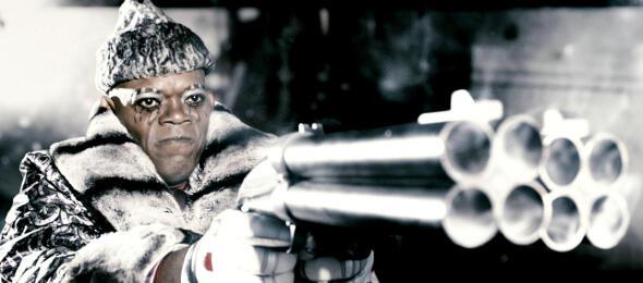 Samuel L. Jackson als Octopus in The Spirit