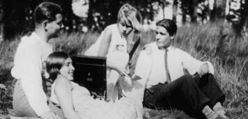 Bild zu:  1929 - Berlin als Tretmühle in Menschen am Sonntag