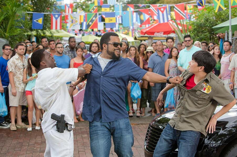 Ride Along 2: Next Level Miami mit Ken Jeong, Ice Cube und Kevin Hart