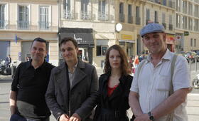 Transit mit Christian Petzold, Paula Beer, Franz Rogowski und Hans Fromm - Bild 38