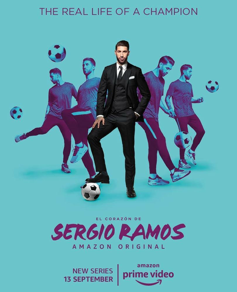 El Corazón de Sergio Ramos - Staffel 1