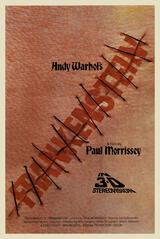 Andy Warhols Frankenstein - Poster