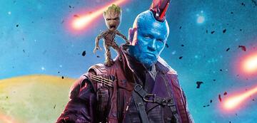 Michael Rooker als Yondu