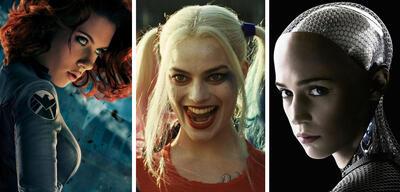 Top 25 eurer populärsten Schauspielerinnen 2016