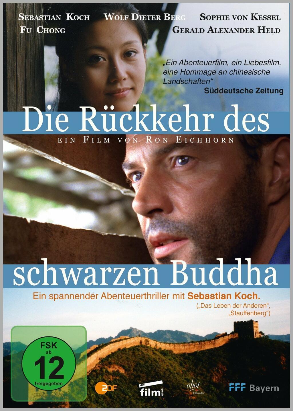 Die Rückkehr des Schwarzen Buddha