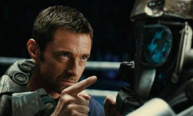 Real Steel - Stahlharte Gegner mit Hugh Jackman - Bild 7