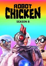 Robot Chicken - Staffel 8 - Poster