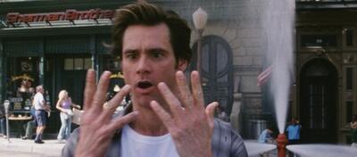 Jim Carrey erneut mit unmenschlichen Fähigkeiten