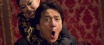 Lass los, ich muss zu Sly: Jackie Chan in Rush Hour 3