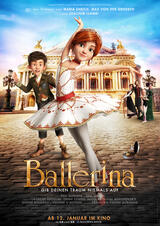 Ballerina - Poster