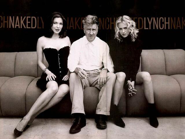 David Lynch fühlt sich wohl