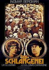 Das Schlangenei - Poster