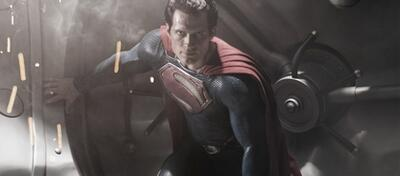 Zack Snyders Man of Steel.