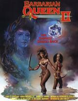Barbarian Queen II - Poster