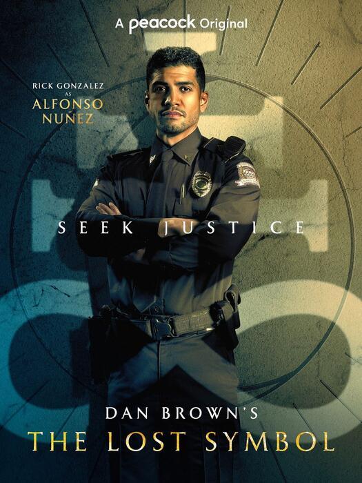 Dan Brown's The Lost Symbol, Dan Brown's The Lost Symbol - Staffel 1 mit Rick Gonzalez
