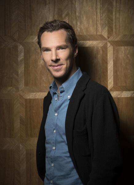 Der Grinch mit Benedict Cumberbatch