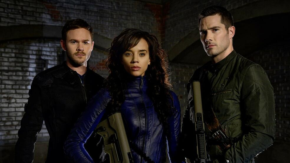 Killjoys Serien Stream