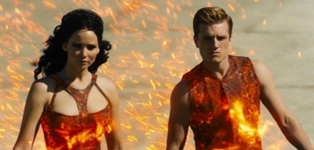Catching Fire mit zweitgrößtem IMAX-Anteil