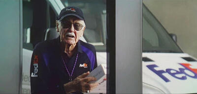 Stan Lee in The First Avenger: Civil War