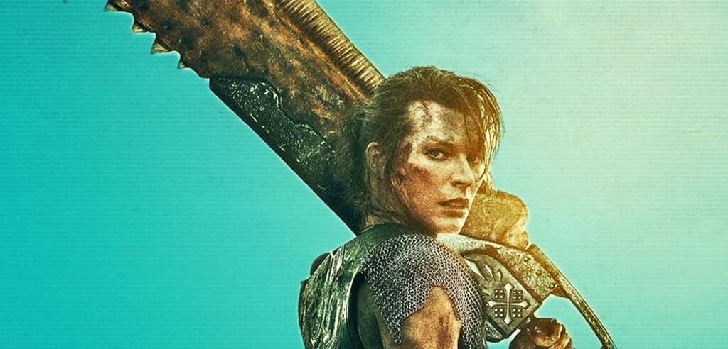 Milla Jovovich in Monster Hunter
