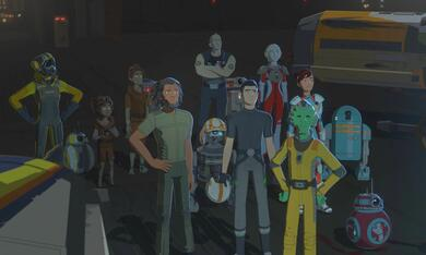 Star Wars Resistance - Staffel 2 - Bild 2
