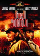 Duell in Diablo - Poster