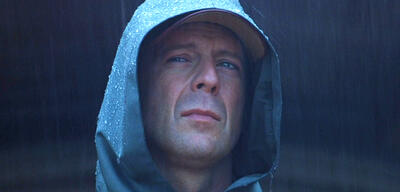 Unbreakable mit Bruce Willis