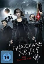 Guardians of the Night - The Vampire War Poster