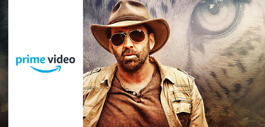 Primal mit Nicolas Cage bei Amazon Prime