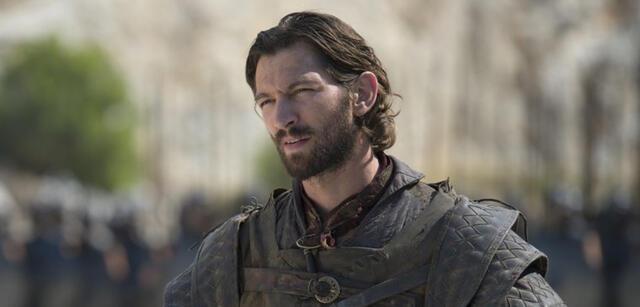 Michiel Huisman in Game of Thrones