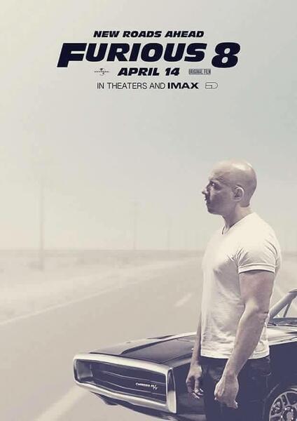 Fast & Furious 8 mit Vin Diesel