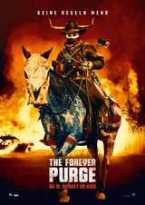 The Forever Purge - Poster