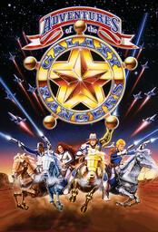 Galaxy Rangers - Poster