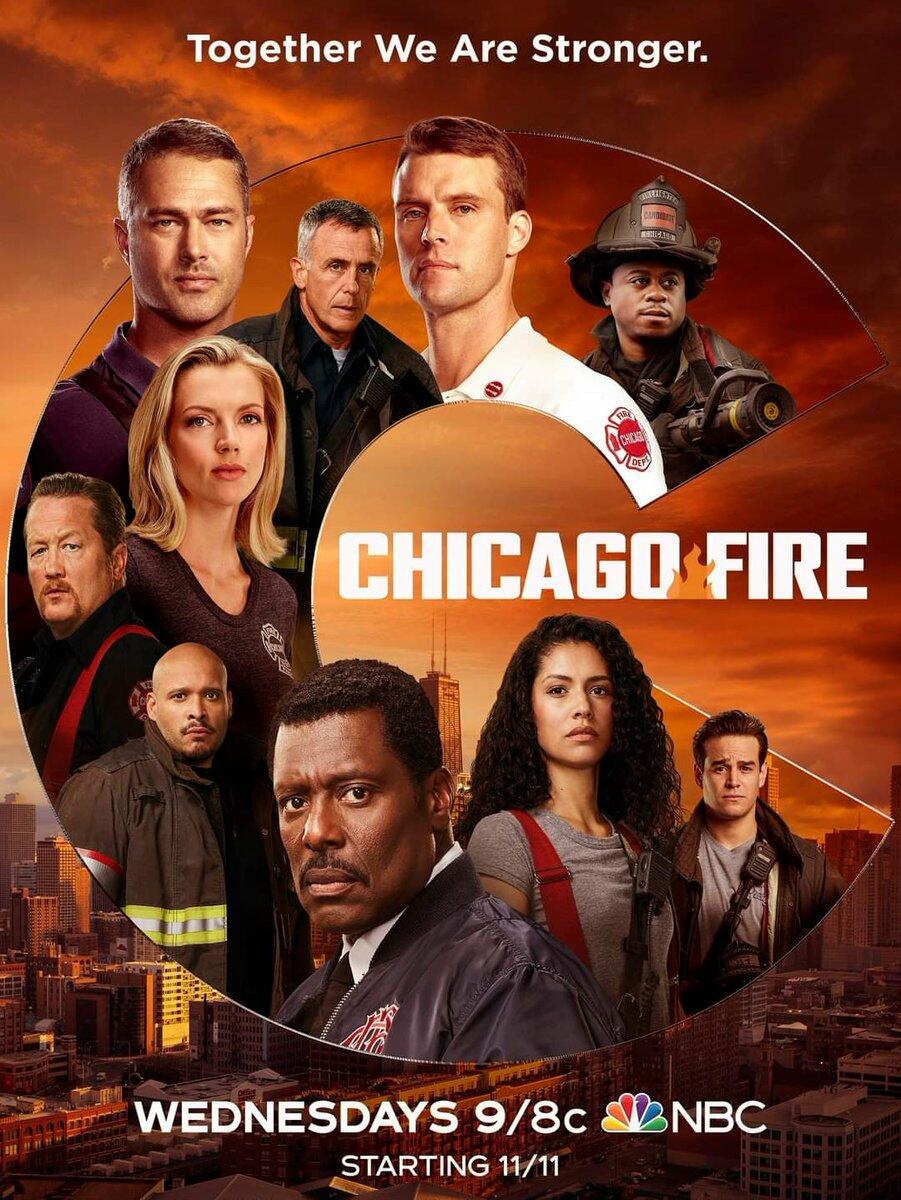 Chicago Fire Staffel 4 Stream