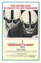 Papierlöwe - Poster