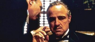 Don Vito Corleone feiert Geburtstag