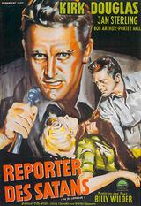 Reporter des Satans - Poster