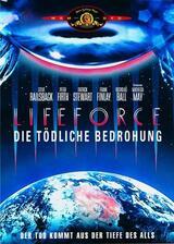 Lifeforce - Die tödliche Bedrohung - Poster