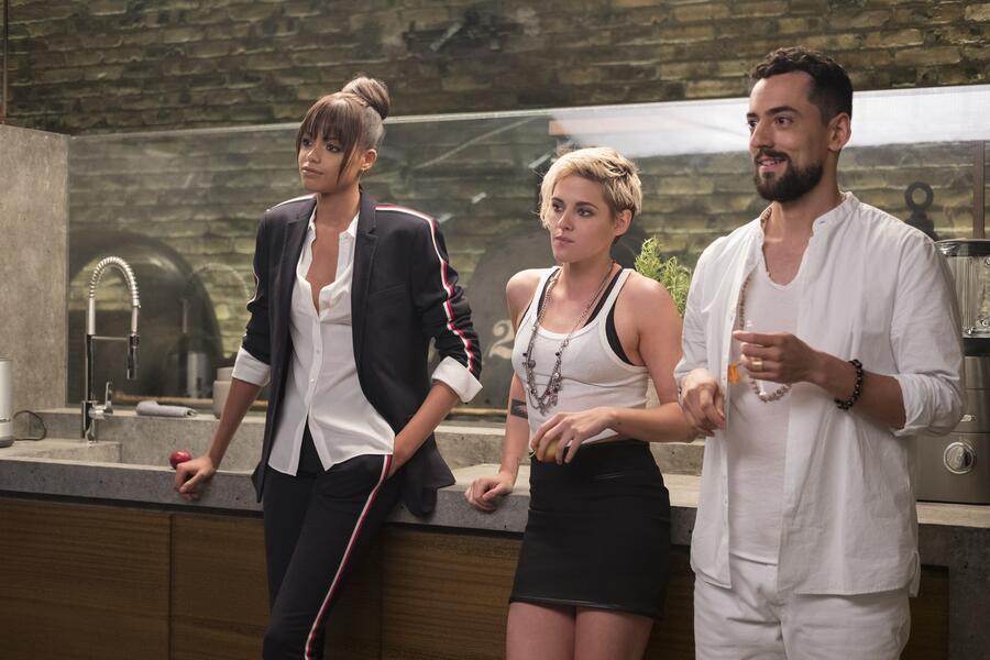 3 Engel für Charlie mit Kristen Stewart, Luis Gerardo Méndez und Ella Balinska