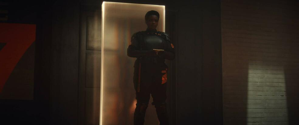 Loki, Loki - Staffel 1, Loki - Staffel 1 Episode 4 mit Wunmi Mosaku