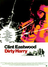 Dirty Harry - Poster