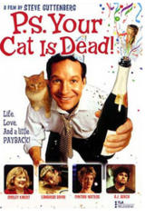 P.S. Your Cat is Dead - Poster
