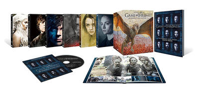 Game of Thrones Staffel 1-6 für 79,99€