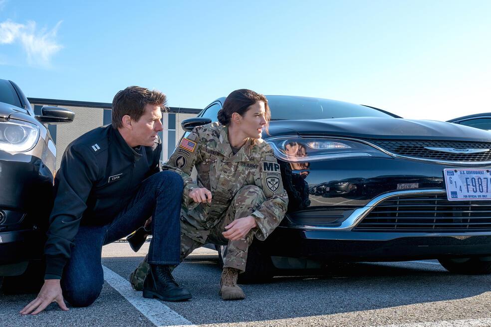 Jack Reacher 2 - Kein Weg zurück mit Tom Cruise und Cobie Smulders