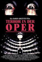 Terror in der Oper Poster