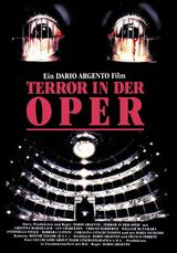 Terror in der Oper - Poster