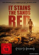 It Stains the Sands Red - Poster