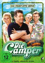 Die Camper - Poster