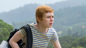 Sophia Lillis als junge Camille in Sharp Objects